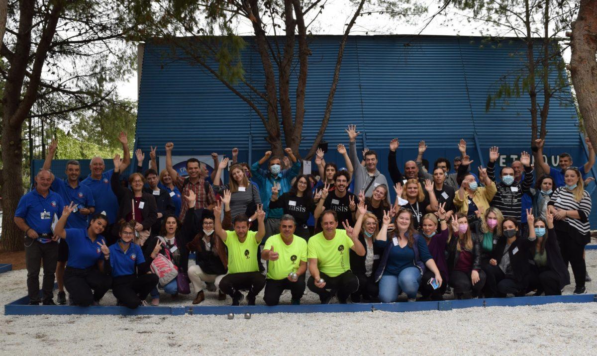 Παγκόσμια Ημέρα Ψυχικής Υγείας με Petanque στο Άλσος Βέικου