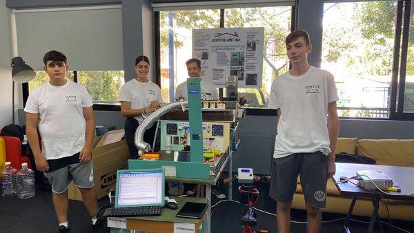 Στην Παγκόσμια Ολυμπιάδα Ρομποτικής η Ομάδα «AUTONOMUS» του Πανοράματος Γαλατσίου